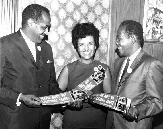 (24871) NAACP, Boycotts, UFW, 1960s