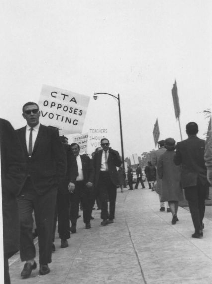 (24887) Teachers Pickett, San Fransisco Teachers Union, Local 61, AFT