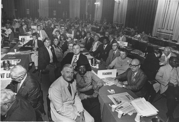 (24895) AFL-CIO Convention, 1972