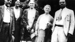 (24896) NAACP, Group Shot, DuBois, Ovington