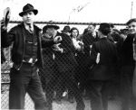 (25226) UAW Organizing, Violence, Battle of the Overpass, Dearborn, 1937