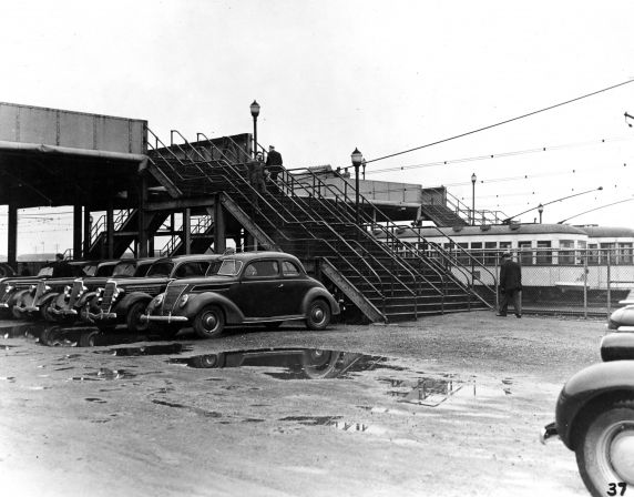 (25250) Battle of the Overpass, Aftermath, Dearborn, 1937