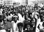 """(25330) Civil Rights, Demonstrations, """"Walk to Freedom,"""" Detroit, 1963"""
