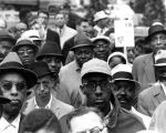 """(25332) Civil Rights, Demonstrations, """"March to Freedom,"""" Detroit, 1963"""
