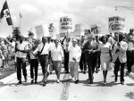 (25363) Civil Rights, Demonstrations, Oak Park, Michigan, 1963