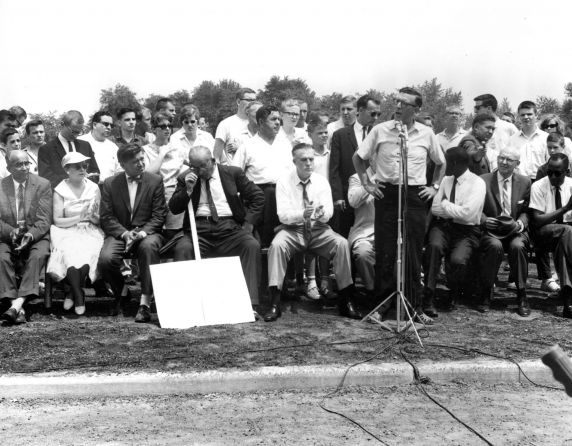 (25369) Civil Rights, Demonstrations, Grosse Pointe, Michigan, 1963