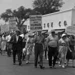 (25371) Civil Rights, Demonstrations, Grosse Pointe, Michigan, 1963