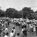 (25372) Civil Rights, Demonstrations, Grosse Pointe, Michigan, 1963