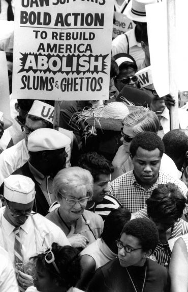 (25380) Marches, Demonstrations, Poor People's Campaign, Washington DC, 1968