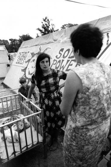 (25392) Resurrection City, Poor People's Campaign, Washington DC, 1968