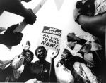 """(25397) Civil Rights, Demonstrations, """"March on Washington,"""" 1963"""