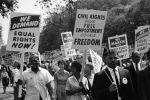 """(25399) Civil Rights, Demonstrations, """"March on Washington,"""" 1963"""