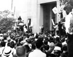 """(25402) Civil Rights, Demonstrations, """"March on Washington,"""" Kennedy, 1963"""