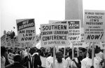 """(25410) Civil Rights, Demonstrations, """"March on Washington,"""" 1963"""