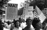 """(25411) Civil Rights, Demonstrations, """"March on Washington,"""" 1963"""