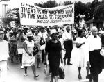 """(25412) Civil Rights, Demonstrations, """"March on Washington,"""" 1963"""