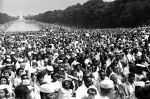 """(25415) Civil Rights, Demonstrations, """"March on Washington,"""" 1963"""