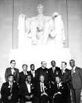 (25418) Civil Rights, Demonstrations, Leaders, 1963