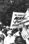 """(25426) Civil Rights, Demonstrations, """"Meredith March Against Fear,"""" Mississippi, 1966"""