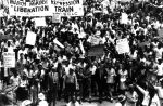 """(25608) Civil Rights, Demonstrations, """"March Against Repression,"""" Atlanta, 1970"""