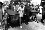 """(25609) Civil Rights, Demonstrations, """"March Against Repression,"""" Atlanta, 1970"""