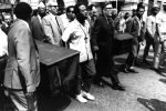 """(25628) Civil Rights, Demonstrations, """"March Against Repression,"""" Atlanta, 1970"""