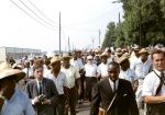 """(25900) Civil Rights, Demonstrations, """"Meredith March Against Fear,"""" Mississippi, 1966"""