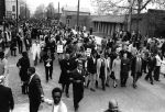 (25904) Civil Rights, King, Assassination, Memorial March Memphis, Tennessee, 1968