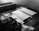 (25920) Buildings, McGregor Memorial, Architectural Model