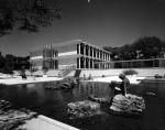 (25941) Buildings, McGregor Memorial, Gardens, 1960s