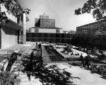 (25944) Buildings, McGregor Memorial, Gardens, 1960s