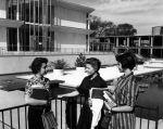 (25946) Buildings, McGregor Memorial, Gardens, 1950s