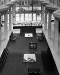 (25950) Buildings, McGregor Memorial, Interiors, 1950s