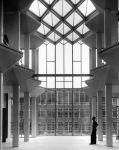 (25951) Buildings, McGregor Memorial, Interiors, 1950s