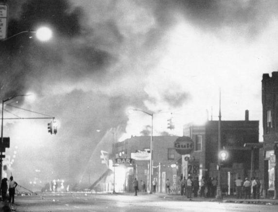 (25990) Riots, Rebellions, Arson, 1967