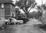 (26014) Riots, Rebellions, National Guard, Kiefer Command Post, 1967