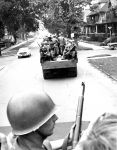 (26025) Riots, Rebellions, National Guard, West Side, 1967