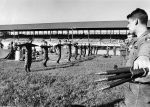 (26053) Riots, Rebellions, US Army, Encampments, State Fair Grounds, 1967