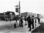 (26071) Riots, Rebellions, US Army, Grand Boulevard, East Side, 1967