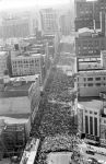 """(26593) Civil Rights, Demonstrations, """"March to Freedom,"""" Detroit, 1963"""