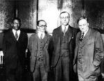 (26684) Henry Sweet Trial, Defense Team, 1926