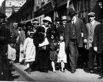 (267) Paterson Strike, Flynn, Haywood, Children, Paterson, New Jersey, 1913