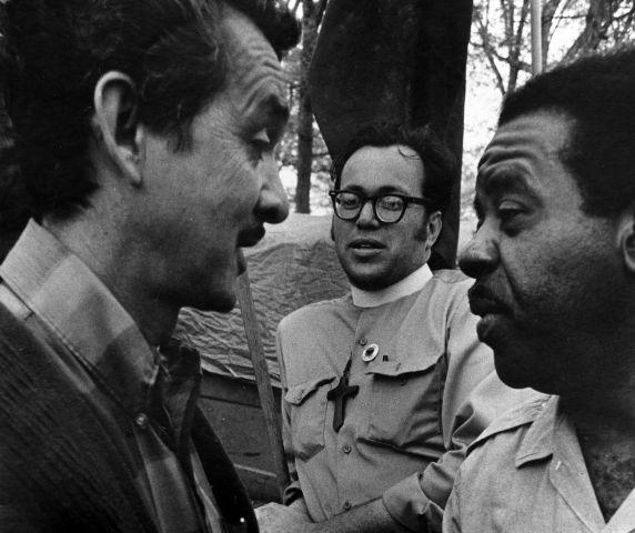 (26786) UFW, Padilla, Abernathy, 1960s