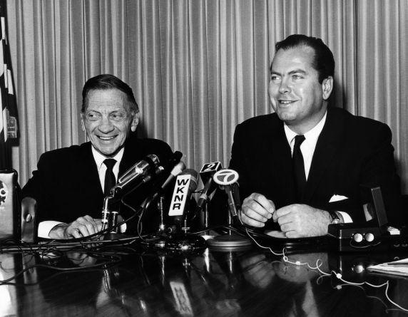 (26864) Press Conference, Girardin, Cavanagh, 1967