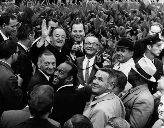 (26880) Humphrey, Cavanagh, Political Campaigns, 1960s