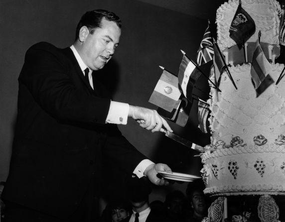 (26885) Cavanagh, Inaugural Ball, 1966