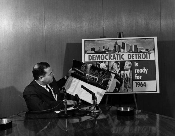 (26938) 1964 Democratic National Convention, Detroit