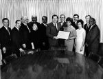 (26960) ACLU, Human Rights Day Proclamation, Detroit, 1967