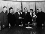 (26962) Lithuanian Independence Proclamation, Detroit, 1967