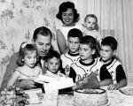 (27002) Cavanagh Family, 1962